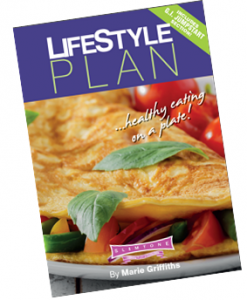 Lifestyle Plan book