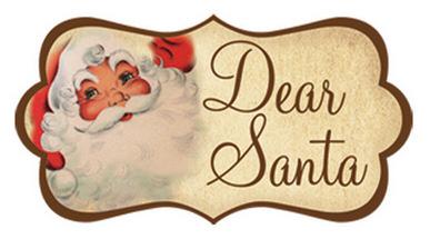 Dear Santa…….