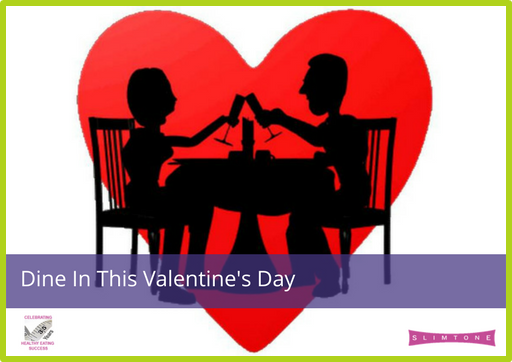 Dine In this Valentine's Day