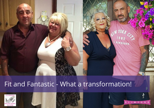 Fit and Fantastic – what a transformation!