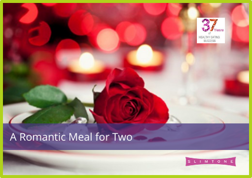 A Romantic Meal for Two