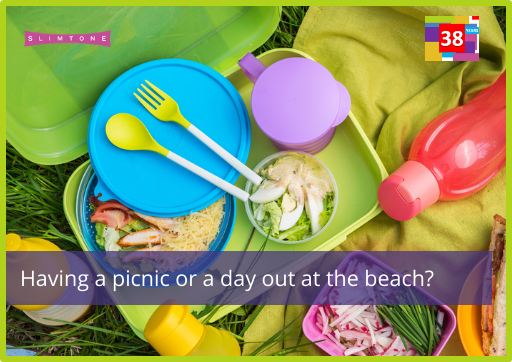 Thinking of having a picnic or a day out at the beach?