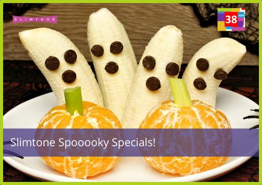 Slimtone Spooooky Specials!