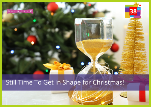 11 weeks until Christmas – still time to lose almost a stone!
