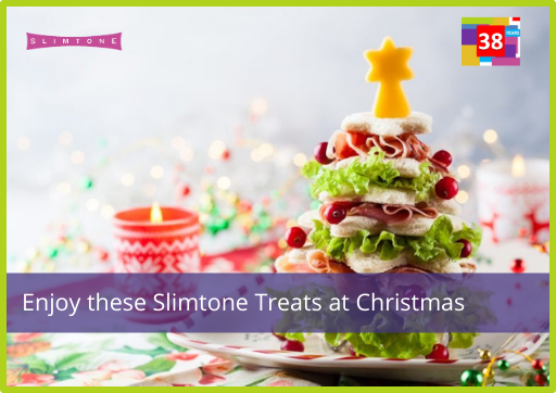 Enjoy these Slimtone Treats at Christmas