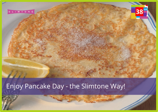 You'd batter believe it's Pancake Day!