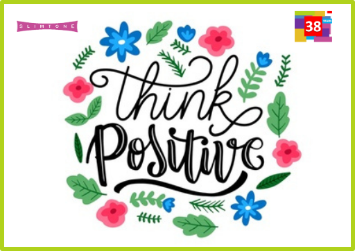 Get the Power by Thinking Positively