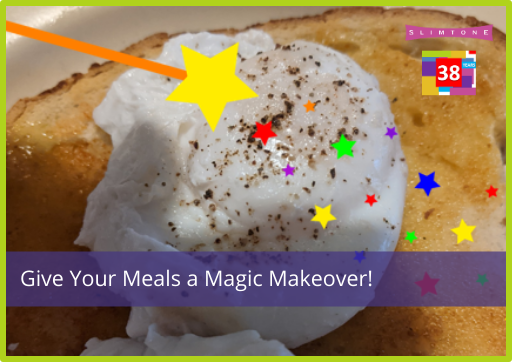 Give Your Meals a Magic Makeover!