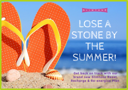 Lose A Stone By The Summer!