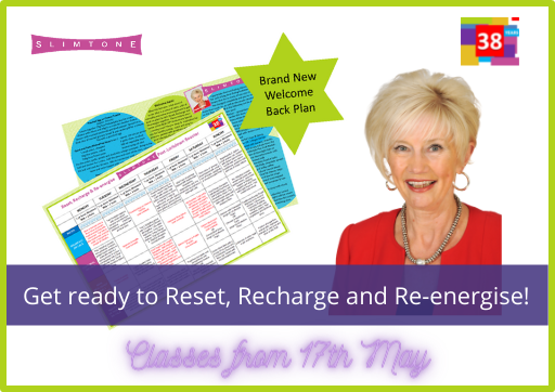 Get ready to Reset, Recharge and Re-energise!