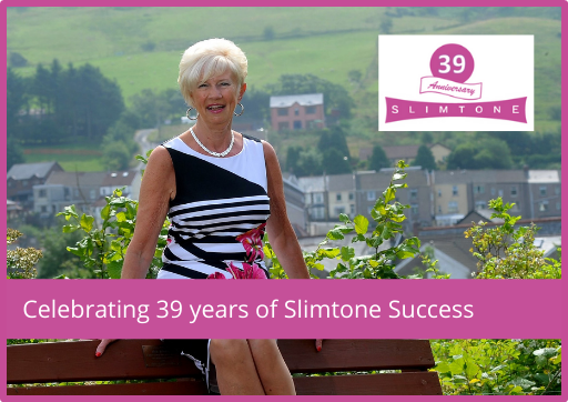 Marie Griffiths 39 years of Slimtone Success