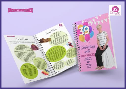 Celebrations – a NEW Slimtone book
