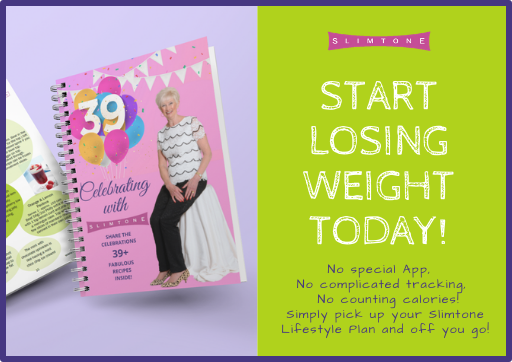 Slimtone – the easy way to lose weight!