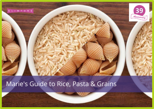 Marie's Guide to Rice, Pasta and Grains