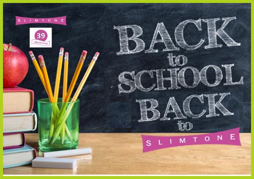 Back to School, Back to Slimtone!