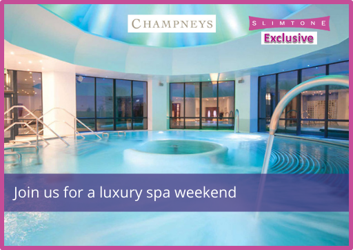 Join us for a luxury spa weekend!