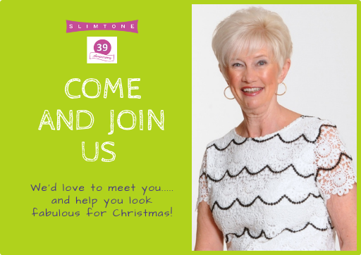 Come and join us – we'd love to see you!